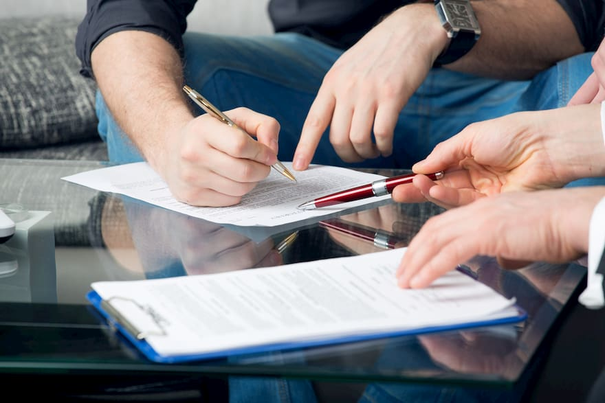 How to Sign as Power of Attorney
