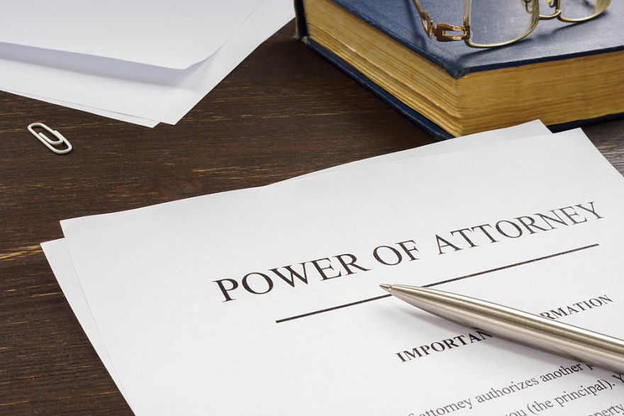 Agent's Rights & Limitations As Power of Attorney